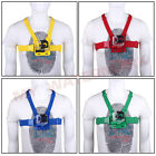 New Adjustable Strap Chest Mount Harness For Gopro Hero 1 2 3 3+ 4 Colorful