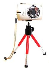 "8"" Table Top Mini Tripod for Sony DSC-W650 DSC-W620 DSC-W610 DSC-W710"