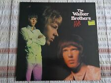 """THE WALKER BROTHERS HITS 12"""" 33RPM VINYL LP PHILIPS RECORDS 6463 139 1982"""
