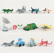 Disney PLANES Dusty Leadbottom Playset 12 Figure Cake Topper * USA SELLER Toy