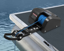 BLEM/NEW TRAC Pontoon 35lb Electric Anchor Winch