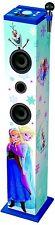 Karaoke Bluetooth Frozen con Altavoces Luminosos Efectos Sonoros y Vocales Niñas