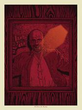 Todd Slater Heisenberg Art Print Poster Breaking Bad Mondo Walter White 1988