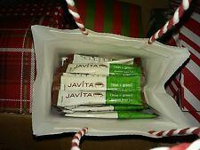 50 individual servings of Javita Lean&Green Japanese Sencha Tea