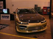 TeamJetspeed Made NISSAN S15 SILVIA C/WEST JAP SPEC SPC STYLE Front Bar NEW RAW