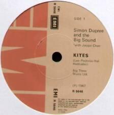 """SIMON DUPREE & THE BIG SOUND ~ KITES ~ 1967 UK 7"""" SINGLE ~ EMI R 5646 [RE-ISSUE]"""
