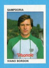 CALCIO FLASH '84 -Figurina n.229- BORDON - SAMPDORIA -Recuperata