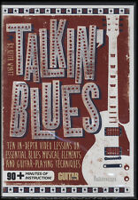Hablando Blues parte 1 Keith Wyatt Guitarra matrícula DVD