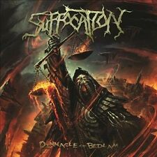 NEW - Pinnacle of Bedlam (digi pac with dvd) by Suffocation