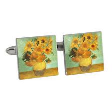 Maestri D'arte Van Gogh Girasoli gemelli nuovi con scatola