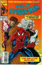 Web of Spiderman # 113 (Gambit, Black Cat co-star) (Estados Unidos, 1994)