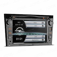 Opel Vauxhall Corsa Antara Astra Zafira In Car DVD Player GPS Stereo Radio Black