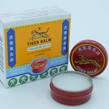 NEW TIGER BALM HERBAL MUSCLE PAIN MASSAGE OIL SWELLING INFLAMMATION INSECT BITES