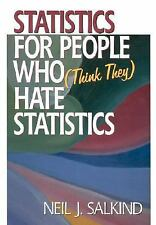 Statistics for People Who (Think They) Hate Statistics-ExLibrary