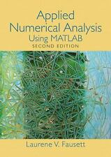 Applied Numerical Analysis Using MATLAB 2e Int'l Edition