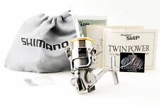 SHIMANO Twin power 2500Mgs Spinning reel USED from Japan #B781