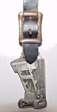 Cat Caterpillar Crawler Loader Pocket Watch Fob GILES & RANSOME PA & DE  tractor