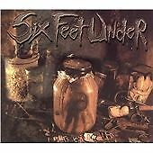 Six Feet Under-True Carnage CD NEW