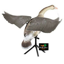 NEW LUCKY DUCK FLAPPER SPECKLEBELLY GOOSE FLAPPING WING MOTION DECOY WITH REMOTE