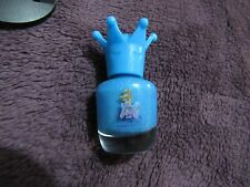 DEL SOL COLOR CHANGING NAIL POLISH CINDERELLA 80CIND DISNEY BLUE TO PURPLE