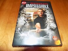RESTAURANT  IMPOSSIBLE SEASON 3 FOOD NETWORK TV Diner Series 3 Disc DVD SET NEW