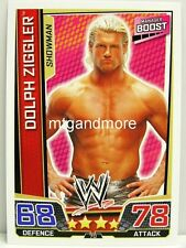 Slam Attax Superstars - #070 Dolph Ziggler