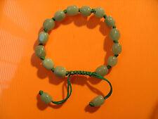 Shamballa Style Armband Aventurin grün | Edelstein | Edelsteinschmuck | Schmuck