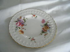 C4 Porcelana Royal Crown Derby Derby Posies Placa Lateral 16cm 2a6b
