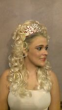 ALICE IRISH DANCING WIG - AVAILABLE IN MULTIPLE COLOURS