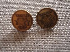 (2) Team '84 1984 Los Angeles Olympic Games Bronze Pins
