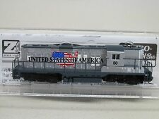 ~*MICRO TRAINS  ~ STATE SERIES  GP-9 POWERED LOCOMOTIVE # 50 ~ Z SCALE