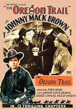 The Oregon Trail, Johnny Mack Brown, DVD