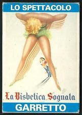 Garretto : Lo spettacolo - 15 cartoline in cofanetto : Bisbetica Sognata