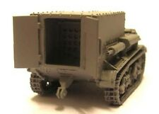 Milicast BG191 1/76 Resin WWII German Panzer IV 736(E) Munition Supply Vehicle