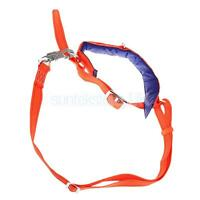 Rock Climbing Tree Arborist Fall Protection Waist Harness belt Lanyard Equip