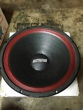 "NEW Old School Earthquake 15"" Competition Subwoofer,ULTRA Rare,Vintage,USA"