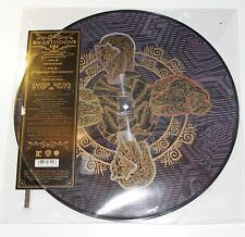 """MASTODON - Divinations 12"""" LIMITED PICTURE DISC VINYL Isis Tool"""