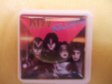 KISS KILLERS ALBUM COVER    BADGE PIN