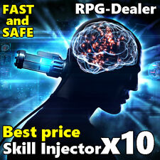 10 x Skill Injector | EVE Online | also PLEX / ISK | FAST & SAFE Service