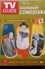 TV Guide presents: 1950's Legendary Comedians (DVD, 2006)