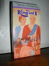 The King and I starring Deborah Kerr & Yul Brynner (VHS, 1991)