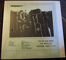 The Beatles Highway High F1 111 Top Of The Pops TMOQ MINT!