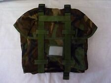 MOLLE II Sleep System Carrier REAL NICE - Woodland Camo - Army Military Rucksack