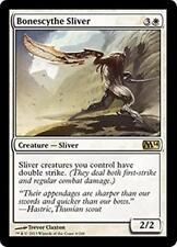 BONESCYTHE SLIVER M14 Magic 2014 MTG White Creature—Sliver RARE