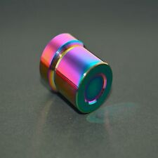 Neo Chrome Aluminum VTEC Solenoid Cover Honda Civic Accord Acura Integra RSX EP