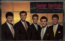 "THE SINGING AMERICANS....""ANGELS ON BOARD""......NEW RARE HTF OOP GOSPEL CASSETTE"