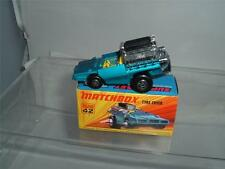 MATCHBOX LESNEY SUPERFAST NO42 TYRE FRYER WITH ITS BOX C PICS