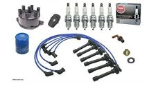 ACURA CL Honda Accord V6 3.0L Tune-Up Kit Cap Rotor NGK Wires-Spark Plug PCV