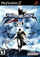 Soul Calibur III - Playstation 2 Game Complete