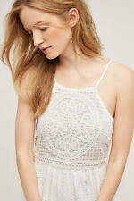 NWT Gorgeous Anthropologie Midsummer Eyelet Lace Maxi Dress by HD in Paris - XL